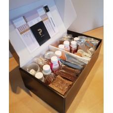 Dieet Box  P14   = 44 porties (2 weken + schema & uitleg) + korting bon € 5.-